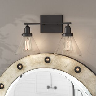 Reviews Serena 2-Light Vanity Light By Trent Austin Design