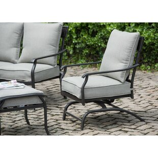 Beeson Patio Chair with Cushions (Set of 2)
