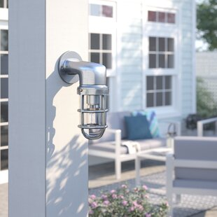Harden Outdoor Sconce By Borough Wharf