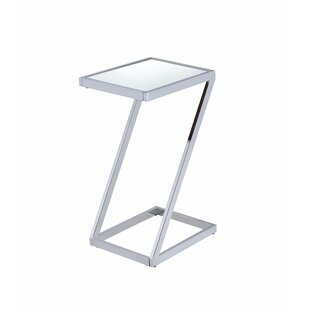 Kloss Modern Metal End Table