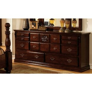 Astoria Grand Axelrod 14 Drawer Dresser
