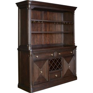Jessa China Cabinet by Broyhill?