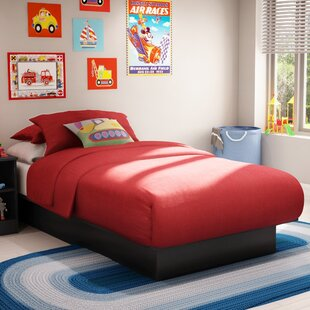 Read Reviews Libra Twin Platform Bed by South Shore Reviews (2019) & Buyer's Guide