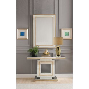 Clearance Gallion Console Table By Everly Quinn