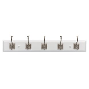 Quiroga Architectural Wall Mounted Coat Rack
