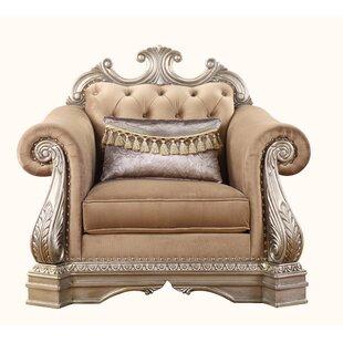 Prosper Chair w/Pillow by Rosdorf Park
