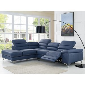 Westall Reclining Sectional by Wade Logan