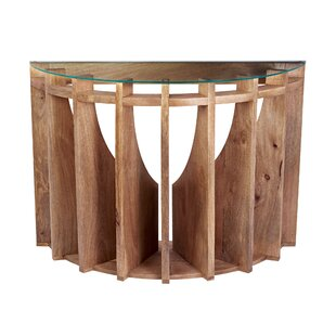 Brayden Studio Strayhorn Console Table