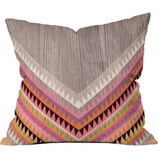 Boardwalk Outdoor Throw Pillow