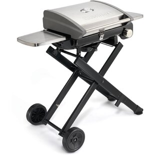 Cuisinart All-Foods Roll-Away Portable Propane Gas Outdoor Grill