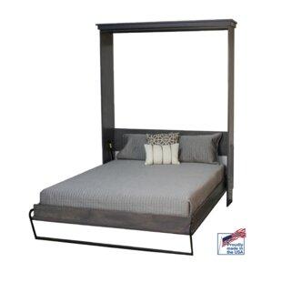 Cooney Vertical Queen Murphy Bed by Gracie Oaks