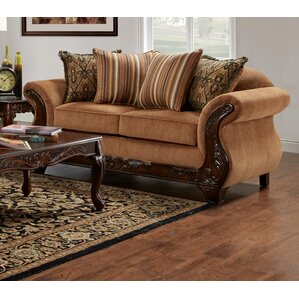 Weissinger Loveseat by Astoria Grand