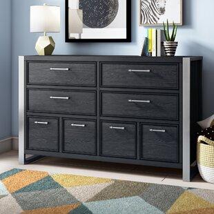 Delphine8 Drawer Double Dresser