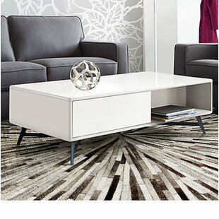 Courson End Table with Storage by Diamond Sofa