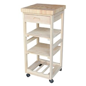 Kitchen Cart by International Concepts Top Reviews