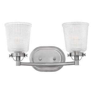 Hinkley Lighting Bennett 2-Light Vanity Light