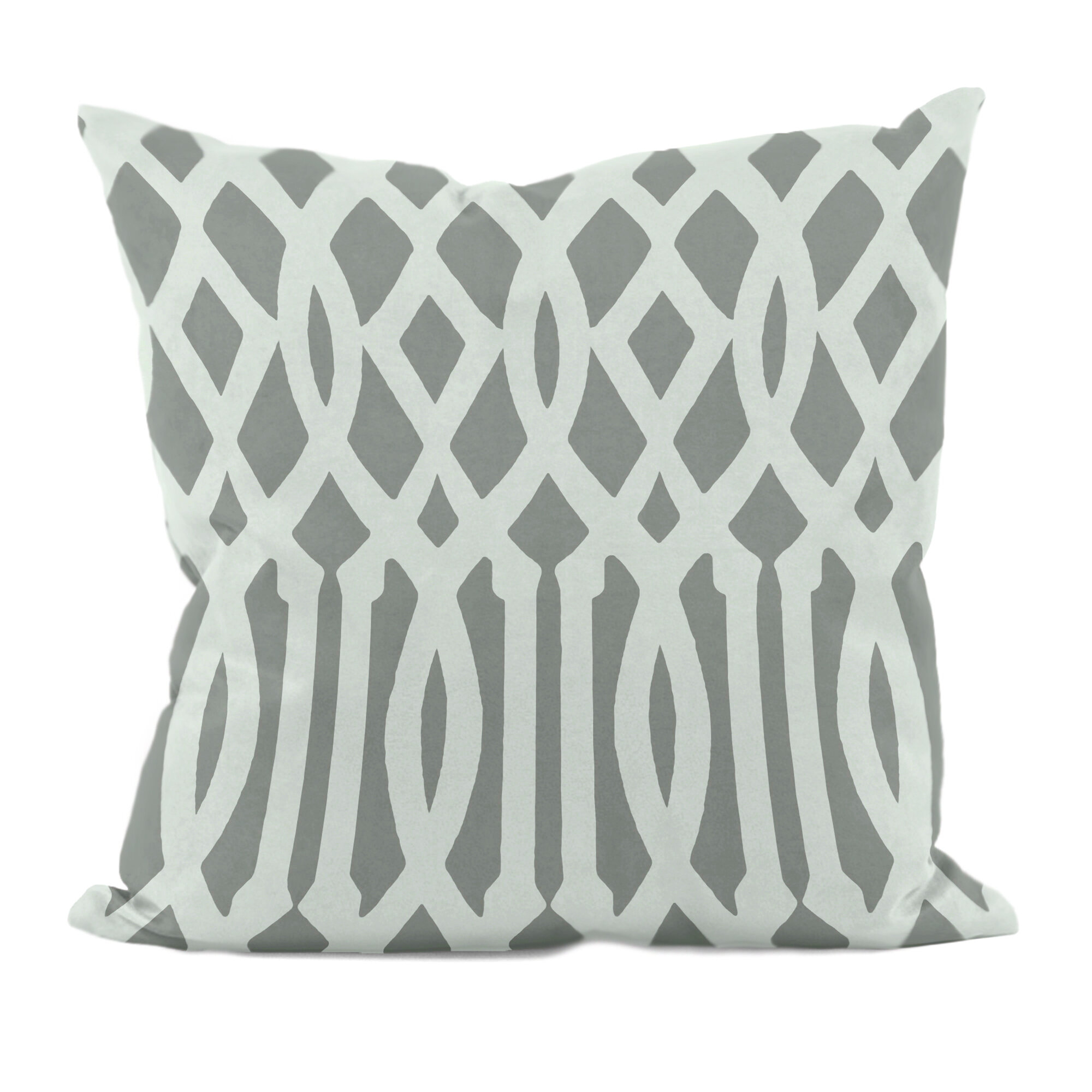 E by design Decorative Pillow Black