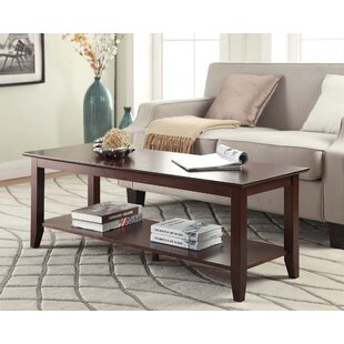 Haines Coffee Table by Andover Mills