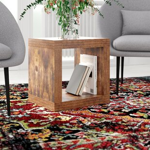 Dark Brown Side Table | Wayfair.co.uk