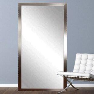 Woodruff Steel Chic Tall Vanity Wall Mirror By Orren Ellis