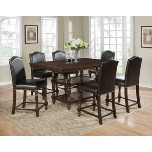 Langley Dining Set Crown Mark