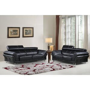 2 Piece Living Room Set by Best Quality Furniture
