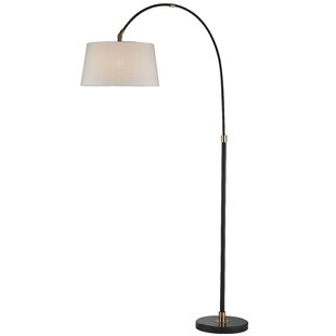 Top Reviews Savannah 82.5 Arched Floor Lamp By Luxeria Zone Lighting