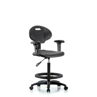 Symple Stuff Jaycee High BenchErgonomic Office Chair