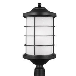 Harwood 1-Light Lantern Head by Breakwater Bay