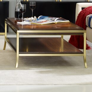 Horizon Line Coffee Table With Storage By Cynthia Rowley