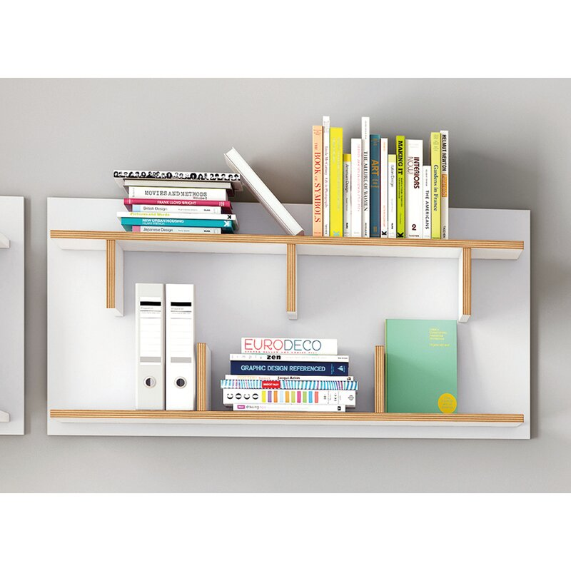 Tema Bern 2 Piece Accent Shelf Reviews Wayfair