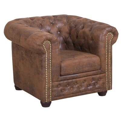 Williston Forge Chesterfield Sessel Abtao Bewertungen Wayfairde