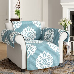 Ring Box Cushion Armchair Slipcover