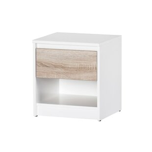 Block 1 Drawer Nightstand