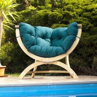 Siena Uno Garden Chair with Cushion by Amazonas