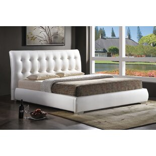 Quintana Upholstered Platform Bed