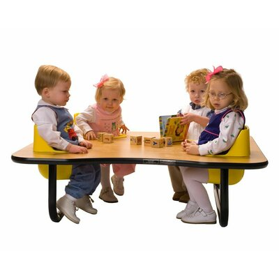 Awesome Kids 5 Piece Activity Table And Chair Set Toddler Tables Unemploymentrelief Wooden Chair Designs For Living Room Unemploymentrelieforg
