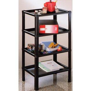 Nyla 4 Tier Stand, Storage and Home Organization Shelf by WFX Utility
