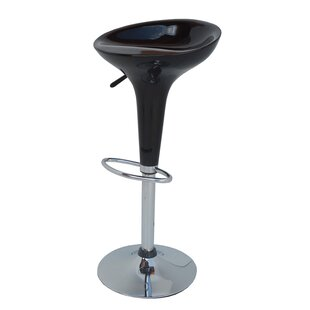 Compare & Buy Izabella Adjustable Height Swivel Bar Stool (Set of 2) by Orren Ellis Reviews (2019) & Buyer's Guide