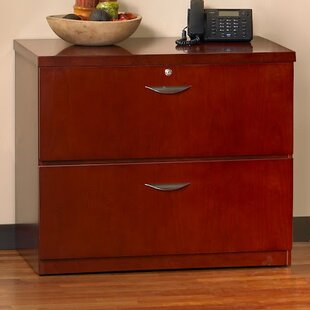 Mayline Group Mira 2-Drawer Lateral Filing Cabinet