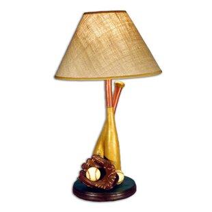 Savings Baseball 22 Table Lamp By Judith Edwards Designs