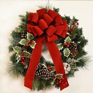 jingle bell garland wayfair