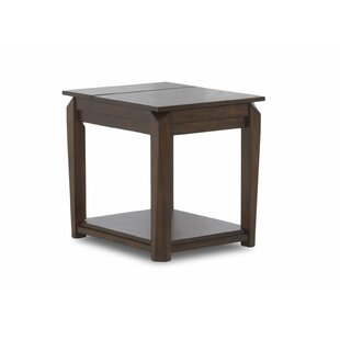 Django End Table With Storage by Latitude Run Cool