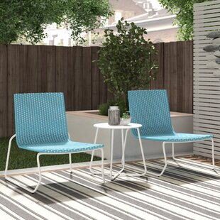 Howery 3 Piece Bistro Set