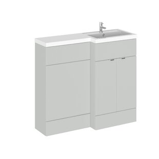 Maddalena 1005mm Combined Vanity Unit By Belfry Bathroom