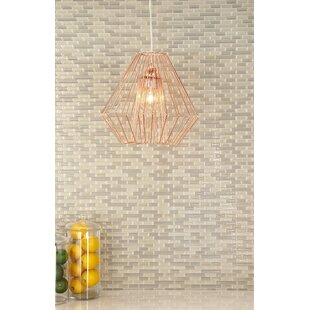 Wrought Studio Sifuentes 1-Light Pendant