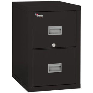 FireKing Patriot 2 Drawer Vertical Filing Cabinet