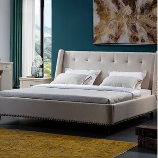 Cozart Upholstered Platform Bed