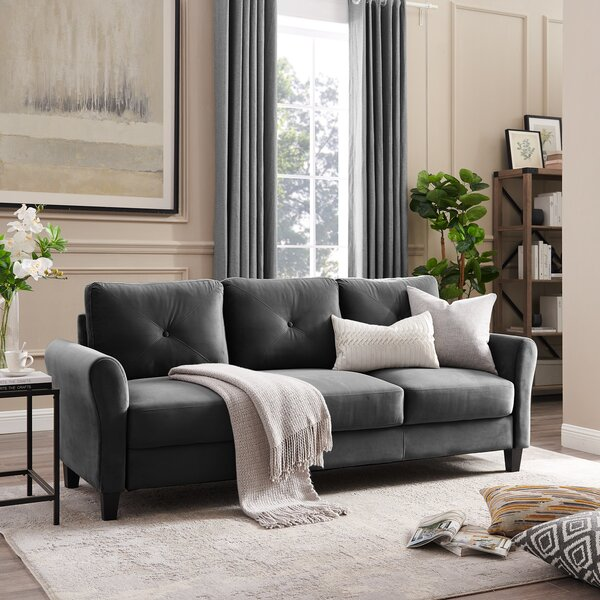 Wide Wale Corduroy Sofa Wayfair
