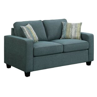 Chiesa Loveseat by Wrought Stu..